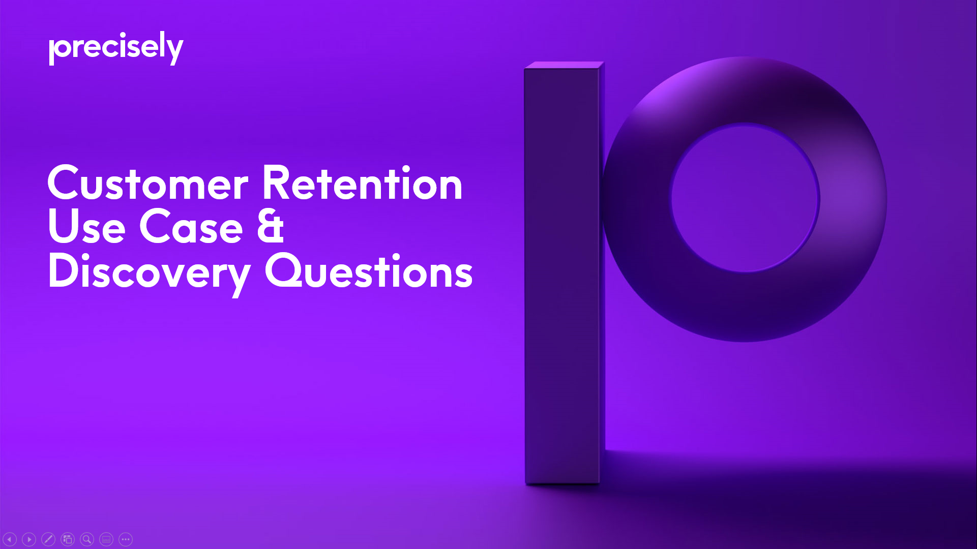 Customer Retention Use Case & Discovery Questions