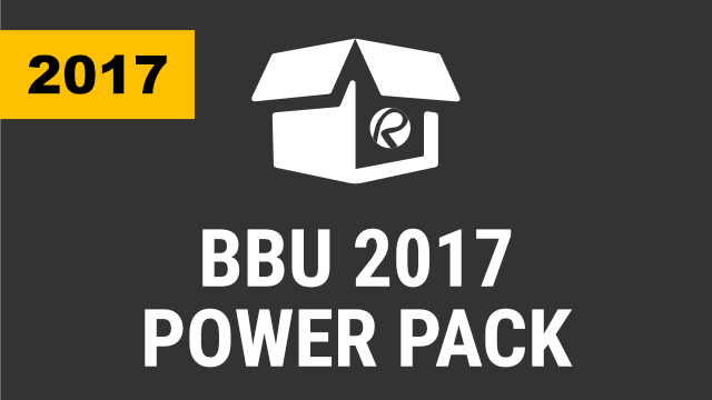 BBU Power Pack - 2017 & Below