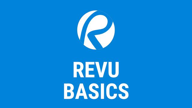 Revu Basics - 2018/2019