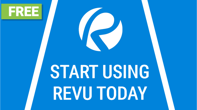 Start Using Revu Today!