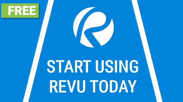 Start Using Revu Today!