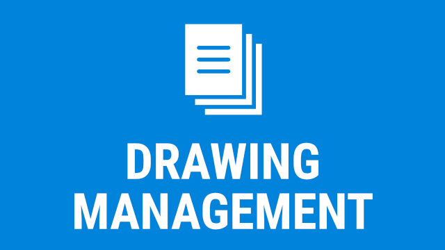 Drawing Management in Revu