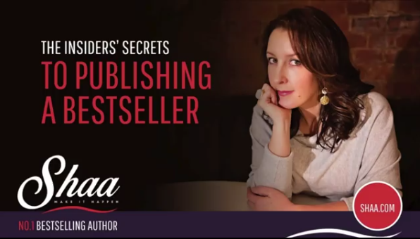 How to write a bestseller online course