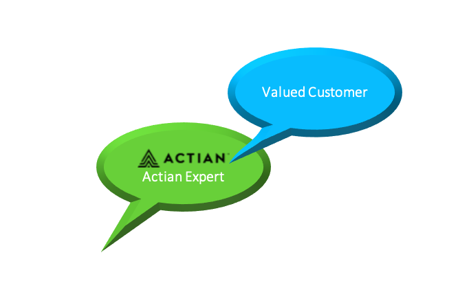 Live Chat -  Chat real-time with Actian Experts