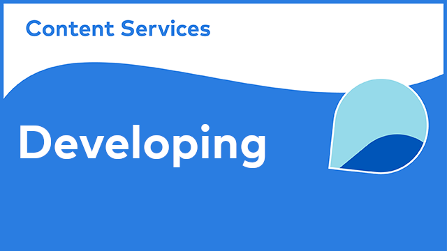 Alfresco Content Services - Developing