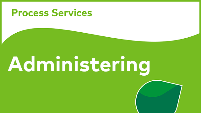 Alfresco Process Services - Administering