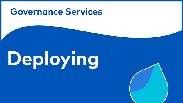 Alfresco Governance Services - Deploying