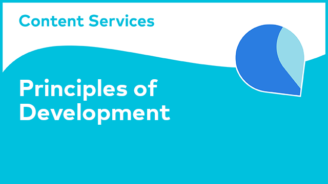 ACS Principles of Development
