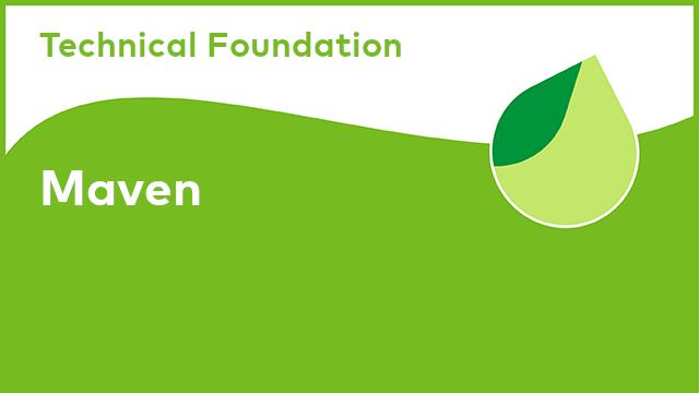 Alfresco Technical Foundation: Apache Maven