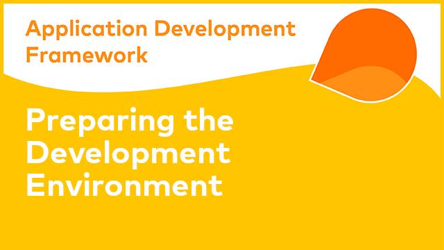 ADF Development: Preparing the Development Environment
