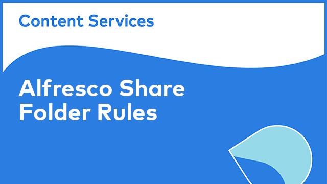 ACS Share: Folder Rules