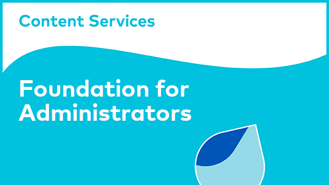 ACS Foundation for Administrators