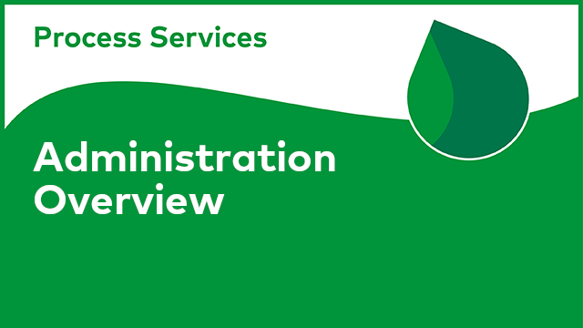 APS Administration: Overview