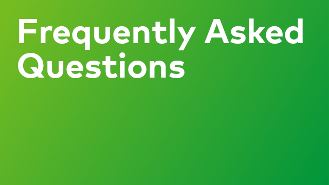 Certification: Frequently Asked Questions