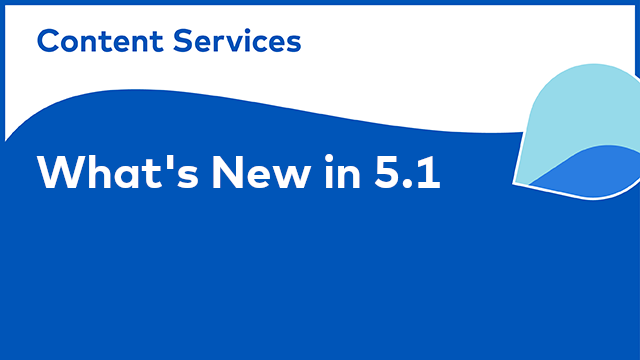 What's new in ACS 5.1?