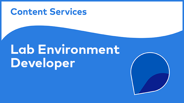 ACS Lab Environment - Developer