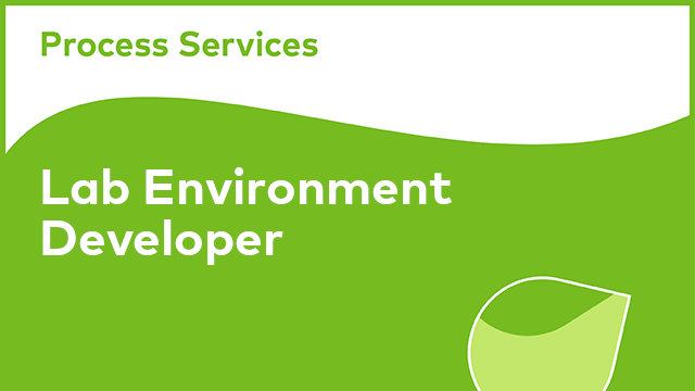 APS Lab Environment - Developer
