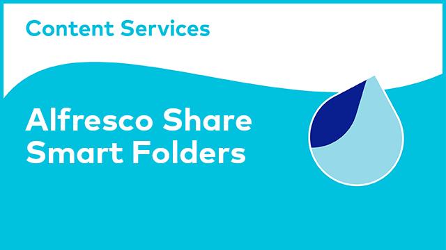 ACS Share: Smart Folders
