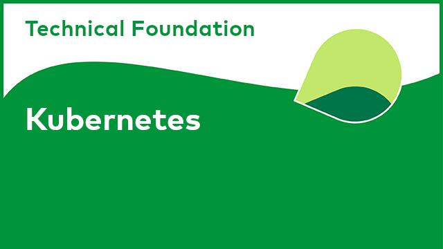 Alfresco Technical Foundation: Kubernetes