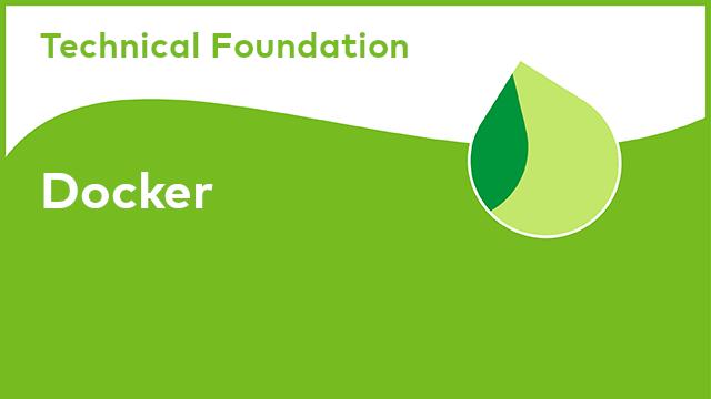 Alfresco Technical Foundation: Docker