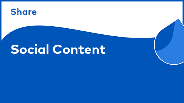 Share: Social Content