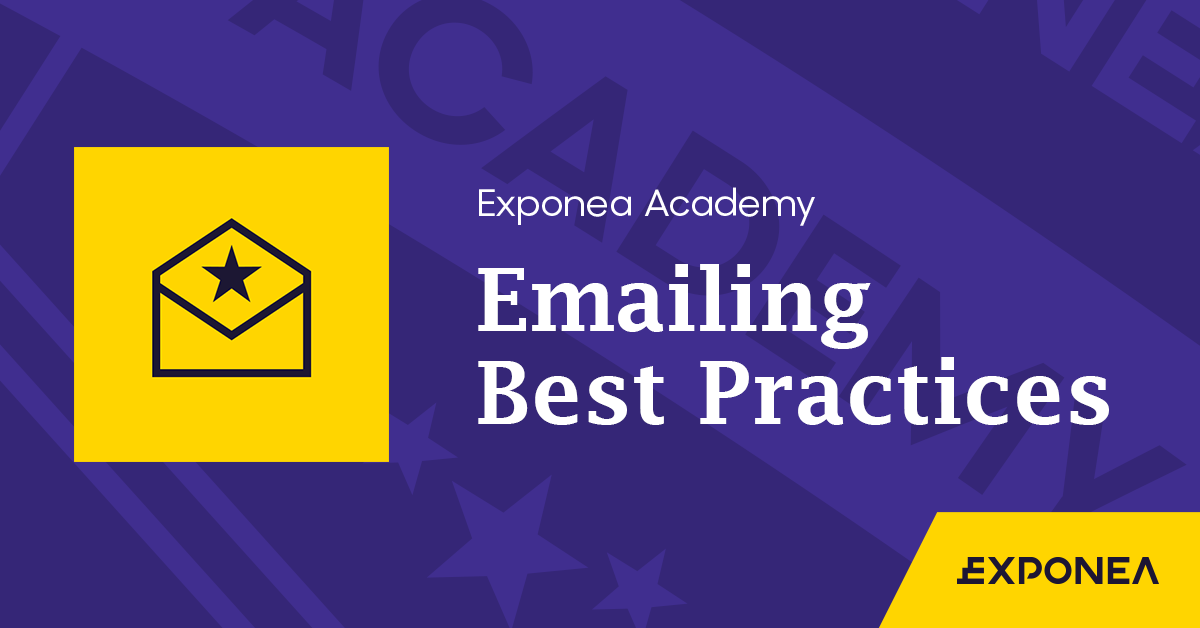Emailing Best Practices