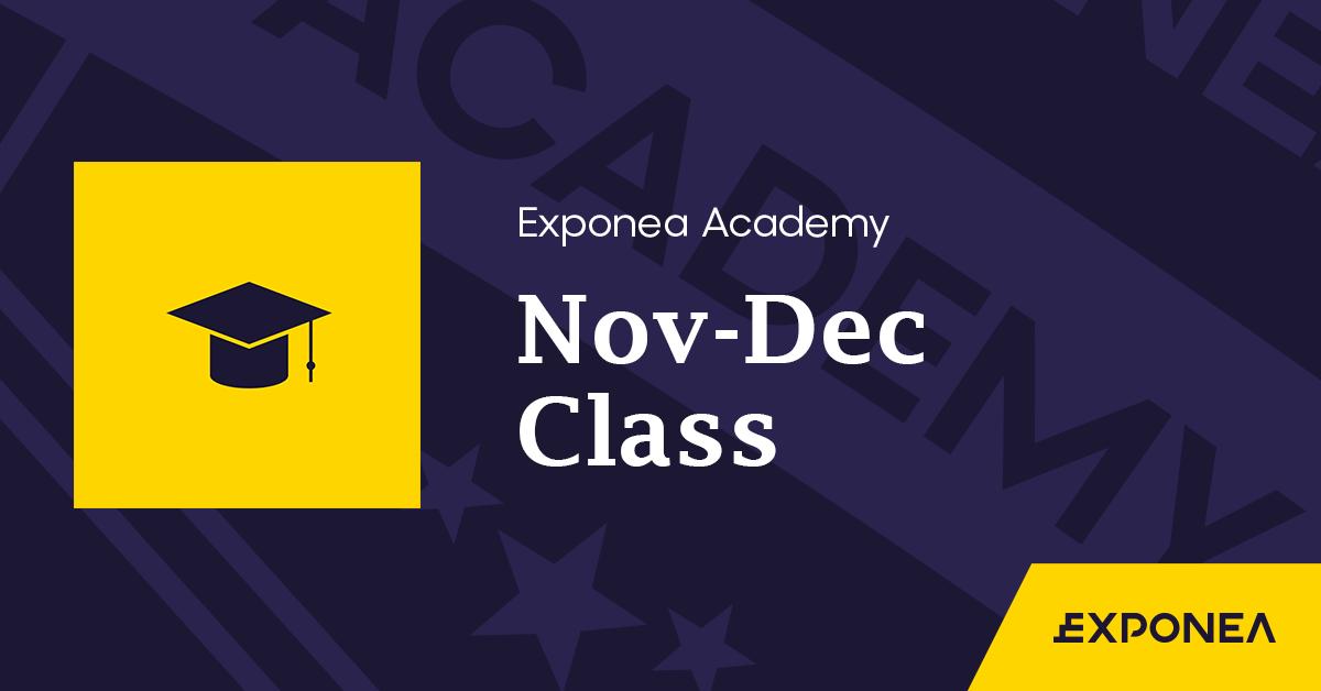 Fundamentals: Nov-Dec Class