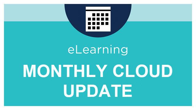 BI360 Cloud - Monthly Updates