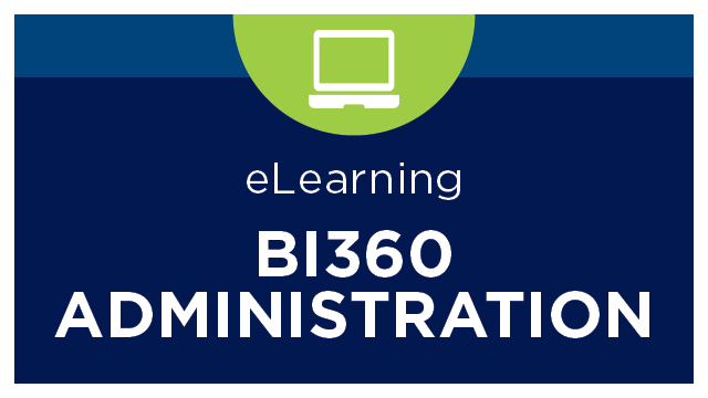 Migrating to BI360 Cloud