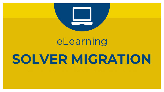 Migrating to Solver Cloud
