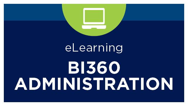BI360 Cloud - QuickStart Program