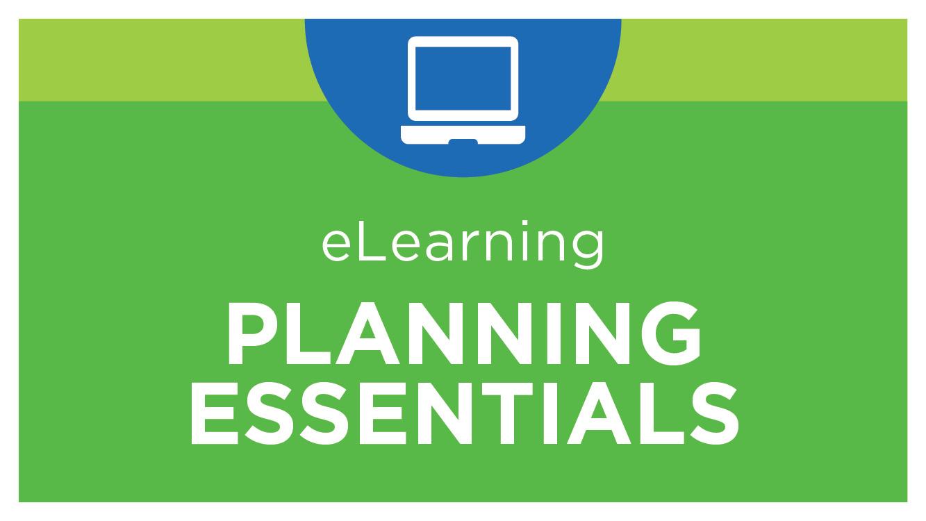 Planning Basics