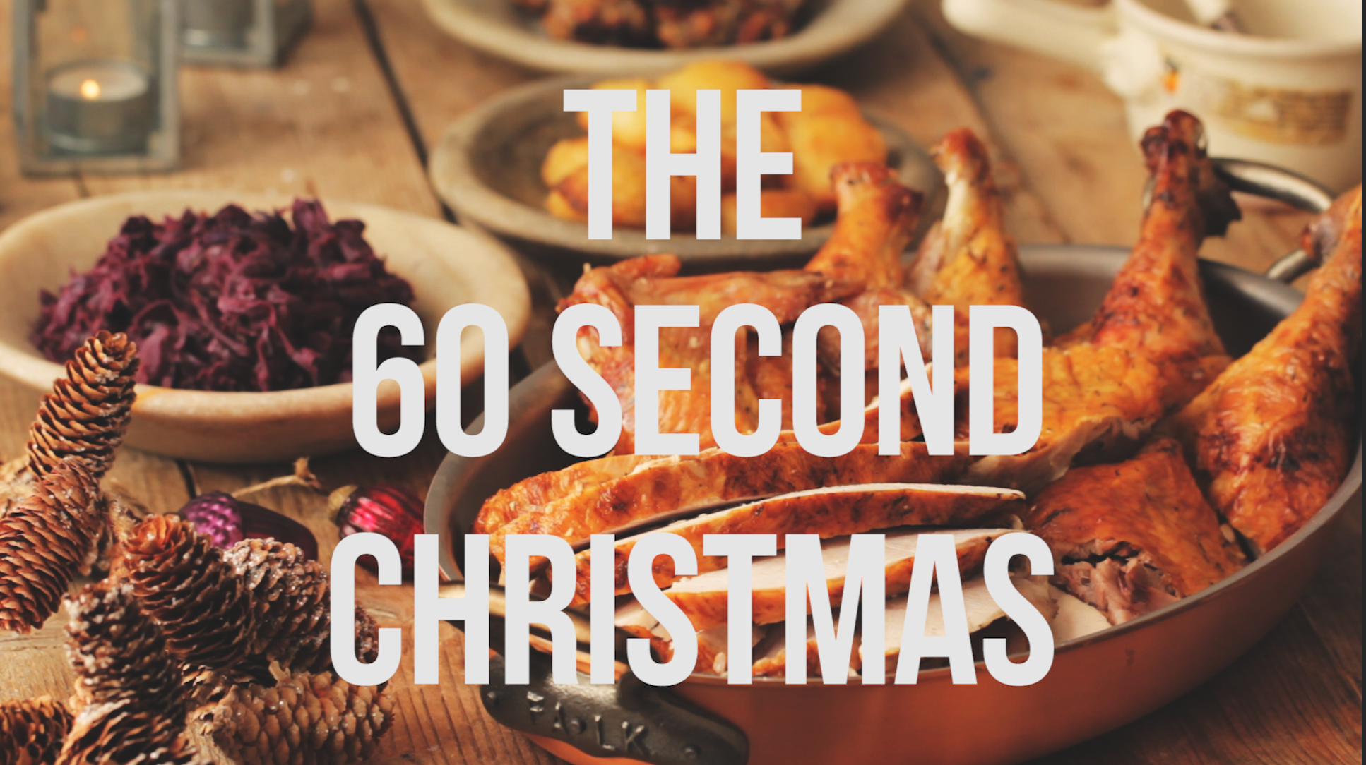 The 60 Second Christmas