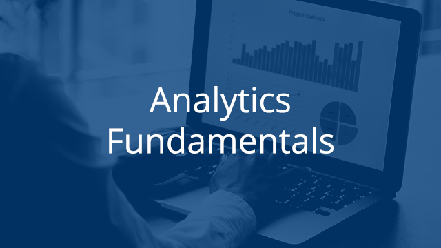 Analytics Fundamentals
