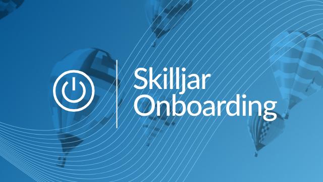 Skilljar Onboarding