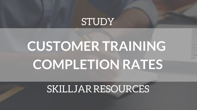Customer Training Completion Rates