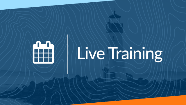Getting Started w/ Live Training