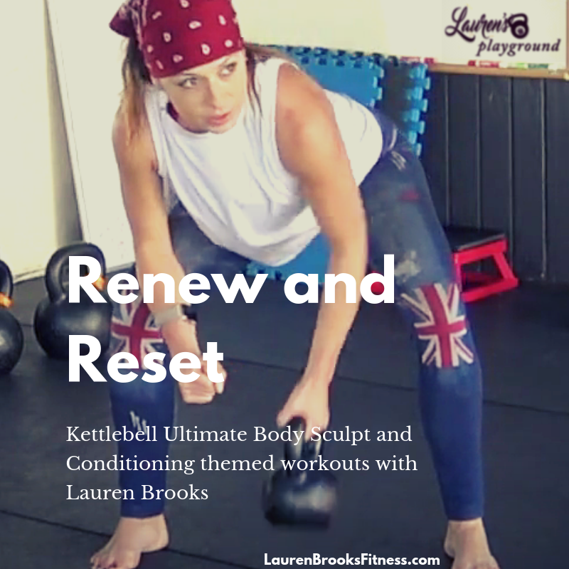 Renew & Reset Follow Along Workout Program