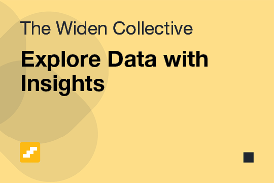Explore Data with Insights