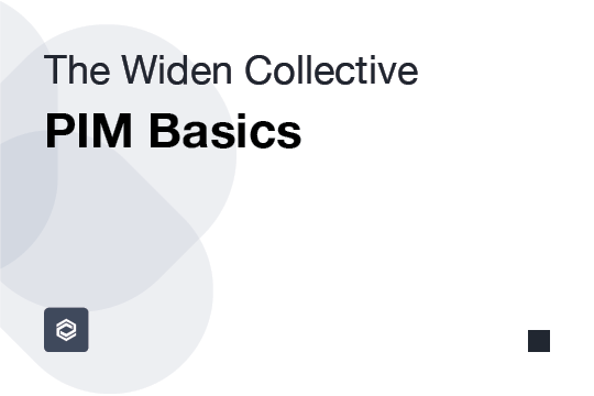 PIM Basics