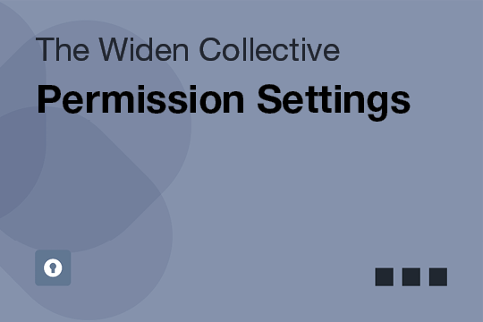 Permission Settings