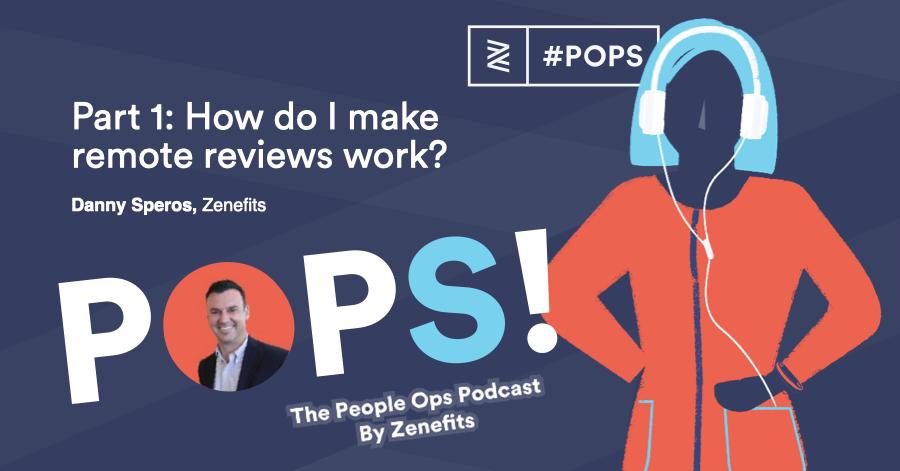 POPS! Q&A: Part 1: How do I make remote reviews work?
