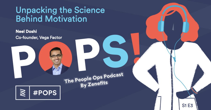 POPS! Podcast: Unpacking the Science Behind Motivation