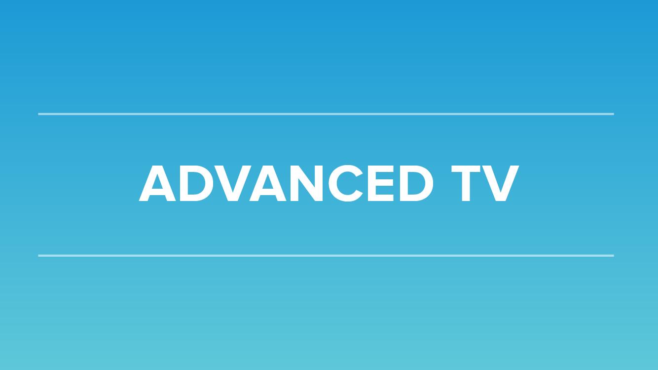 Advanced TV