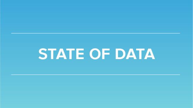 State of Data
