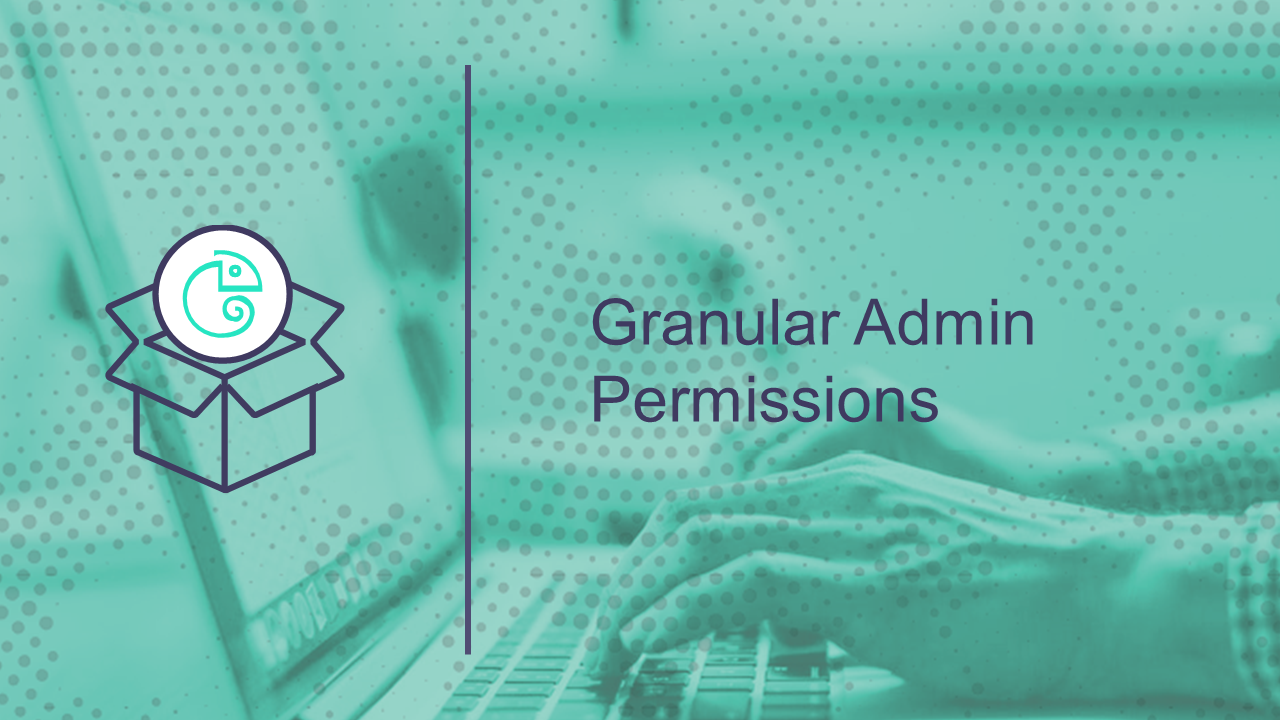 Granular Admin Permissions