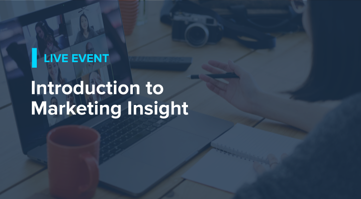 Introduction to Marketing Insight