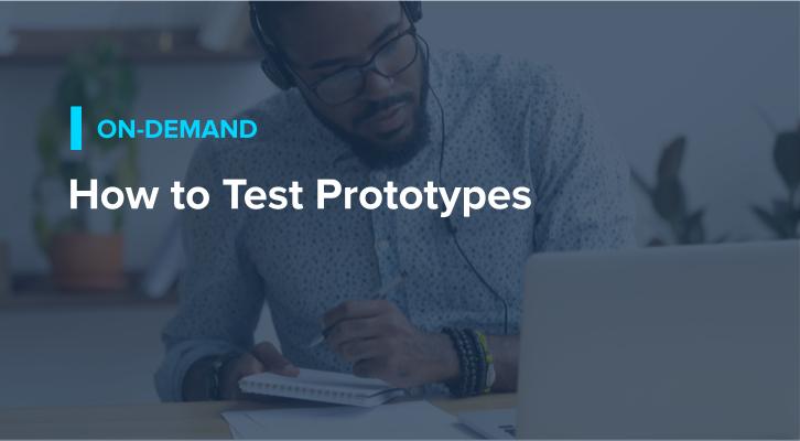 How to Test Prototypes