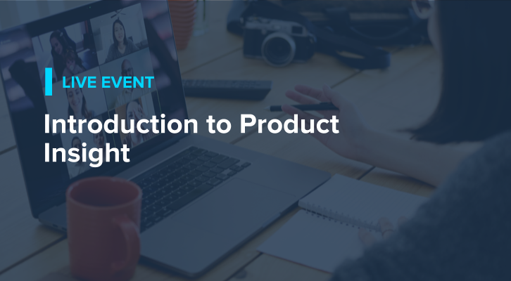 Introduction to Product Insight