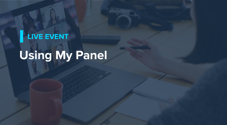 Using My Panel (live)